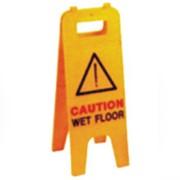Знак осторожно скользко Wet Floor Caution Board, арт. 404381 фото