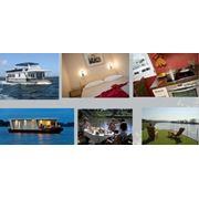 Дома плавучие самоходные Adamant-marine фото