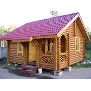 Изготавливаем деревянные конструкции из оцилиндрованного бревна а также ручной работы. фото