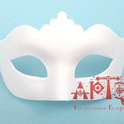 "Заготовка венецианской маски ""Коломбина"" фото"