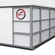 Контейнерные и модульные АЗС для дизеля, бензина, биотоплива и т.п. фото