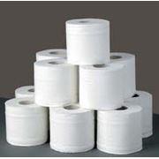 Туалетная бумага однослойная от производителя фото