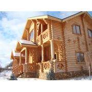 Особняки Срубы Деревянные дома купить заказать  Цены разумные. фото