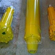 Пневмоударники,коронки импортного производства Д-110,125,130,СОР-44,54 фото