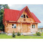 Дома деревянные по индивидуальному заказу фото