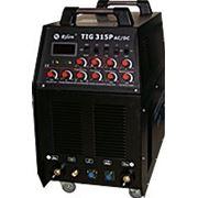 Сварочный инвертор TIG 315 P AC/DC Профи (380В, 10-315А, ПВ 60% при I max, 8,9 кВА, 34 кг) с горелкой фото
