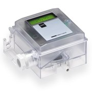 Дифференциальный преобразователь давления воздуха Huba Control LCD фото