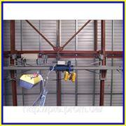 Кран мостовой однобалочный подвесной фото