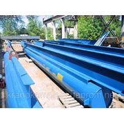 Кран мостовой электрический опорный однобалочный 3,2т 6м пролет 10,5 фото