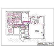 Расчёт системы отопления фото