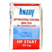 Штукатурка Knauf HP Start 30 кг, арт. 12.06.0012 фото