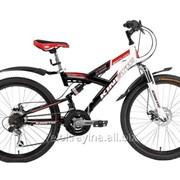 """Подростковый горный велосипед KINETIC SAMURAI DISK 24"""" 2016 фото"""