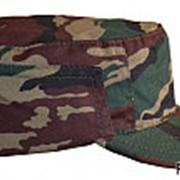 Кепка флисовая зеленый камыш фото