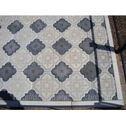 Укладка тротуарной плиткой (ФЭМ) фото