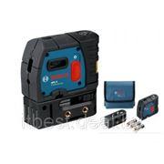 Точечный лазер Bosch GPL 5 Professional 0601066200 фото