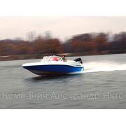 Моторный катер AquaMarine 420 Sport фото