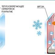 Энергосберегающий стеклопакет фото
