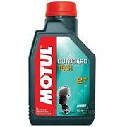 Motul Outboard 2T Tech Technosynthese (1L) фото