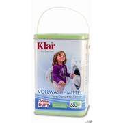 Klar БИО-Органический гипоаллергенный универсальный стиральный порошок 2,475 кг фото