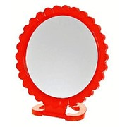 Зеркало 493695 MIR 031 Merilin круглое 1но ст. настольное 15*15 см с подставкой ( цена за 1 шт.) фото