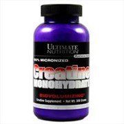 Ultimate Nutrition 100% Micronized Creatine Monohydrate 300g фото