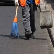 Услуги по уборке улиц фото