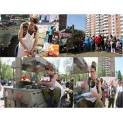 Аренда полевых кухонь КП-130 КП-125 фото