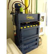 ПГП стандарт, ужим от 4 до 7 тонн. на 220 и 380В. Пресс для пакетирования отходов производств. фото