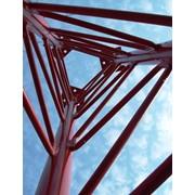 Металлоконструкции, башни станций мобильных операторов фото