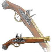 Пистоль английский Кокберн, XVIII век фото