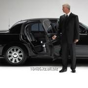 Аренда автомобилей бизнес и представительского класса с водителем фото