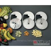 Диски овощерезки серии «EC» для соломки и кубиков фото