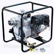 Мотопомпа Daishin SCR-80HX для чистой воды фото