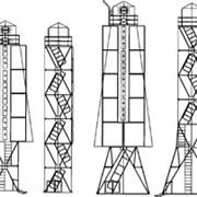 Створные знаки решетчатой конструкции фото