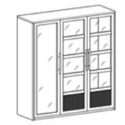 Шкаф трехстворчатый фото
