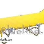 Шезлонг ТЕ-017АТК, Time Eco Желтый фото