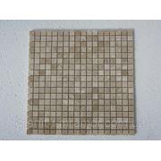 Мозаика из мрамора Сappuchino фото