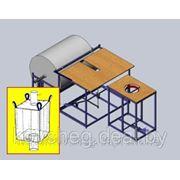 Оборудование для раскроя мягких полимерных контейнеров (биг-бегов) фото