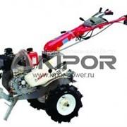 Мотоблок дизельный KIPOR KDT910E фото