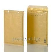 Пакет с воздушной подушкой коричневый артикул 12224 фото