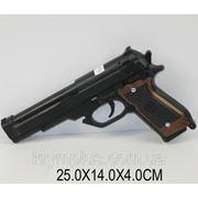 Пистолет P207 пульки,в пакете 25*14*4см (шт) фото