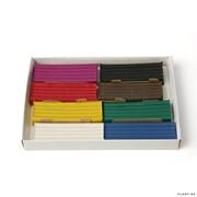 Пластилин в ассортименте от 8 до 24 цветов фото