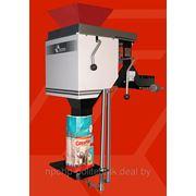 Дозатор для фасовки сыпучих материалов дозами от 0,25 кг до 10 кг фото