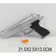 Пистолет P206 пульки,в пакете 21*2,5*13см (шт) фото