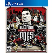 Игра для ps4 SLEEPING DOGS definitive edition фото