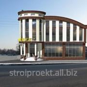 Проектирование торговых центров фото