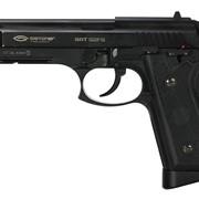 Пистолет пневматический Gletcher BRT 92FS газобаллонный калибра 4,5 мм (177) с подвижным затвором фото