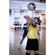 Детские секции волейбола фото
