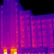 Тепловизионная съемка зданий и сооружений, промышленного оборудования фото