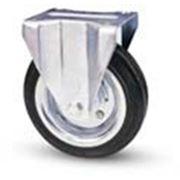 Промышленные колесные опоры поворотные Серия 80A фото